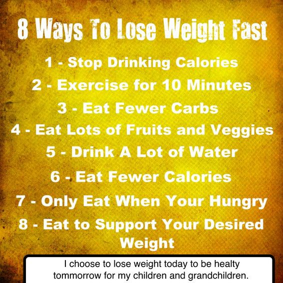 Best Diet Plan For Fast Weight Loss To Lose A Quick 25