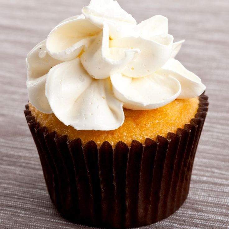 Vanilla Frosting For Cupcakes Recipe