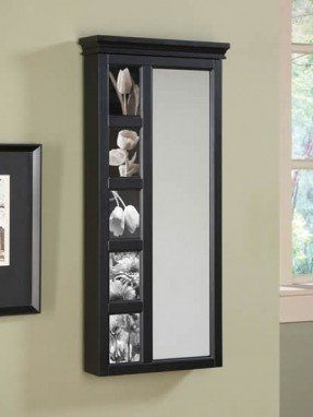 Attrayant Full Length Wall Mirror With Jewelry Storage Inside 2