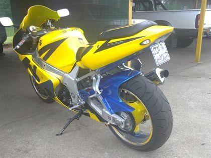 Suzuki GSXR 1000 Custom bike | GSXR 1000 for sale in Vereeniging ...