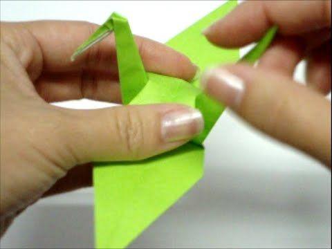 A A&M Origami ensina passo a passo como dobrar um tsuru, ave mais conhecida do origami! O tsuru é símbolo de paz, saúde fortuna e longevidade. No Brasil, a a...