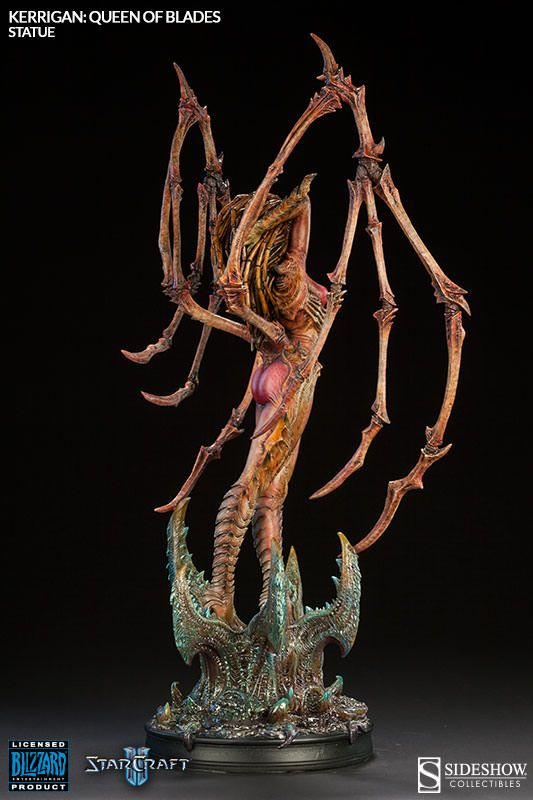 Kerrigan Polystone Statue by Sideshow Collectibles 7