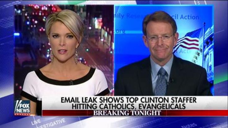 WikiLeaks Dump: Top Clinton Aides Mock Catholicism, Evangelical Christianity | Fox News Insider