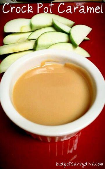 Crock Pot Caramel Recipe | Budget Savvy Diva