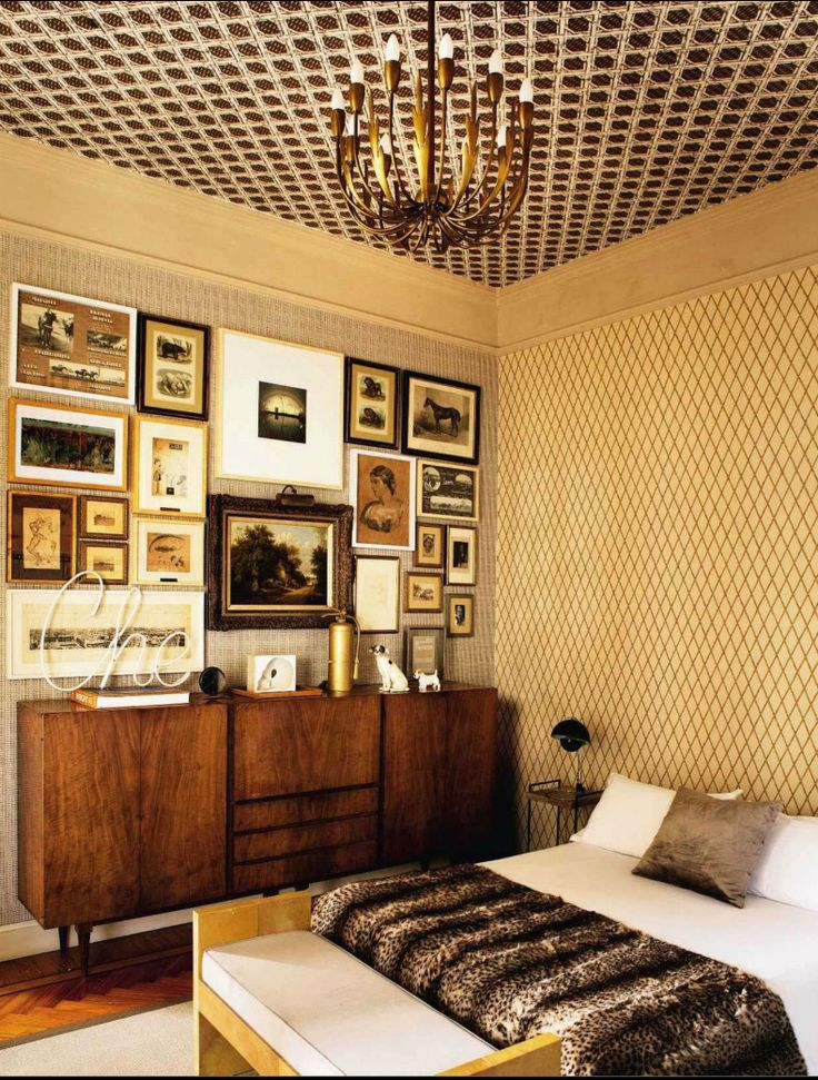 Mid century modern bedroom bedroom mid century modern - Mid century modern bedroom ideas ...