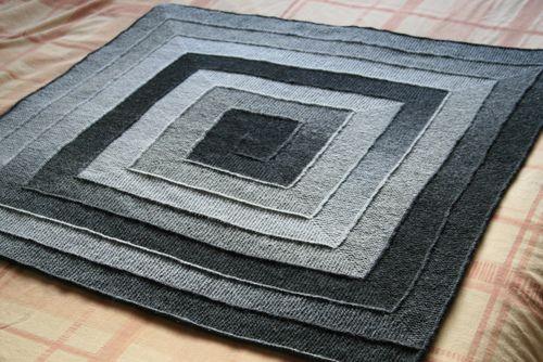 ravelry free pattern 10 stitch blanket