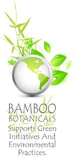 Bamboo Botanicals supports green initiatives