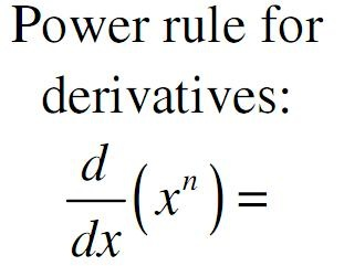 relationship between differentials and derivatives integra