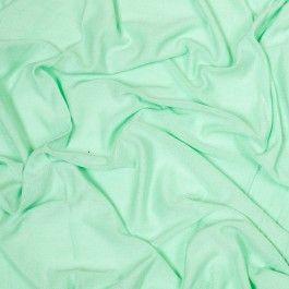 Mint rayon jersey