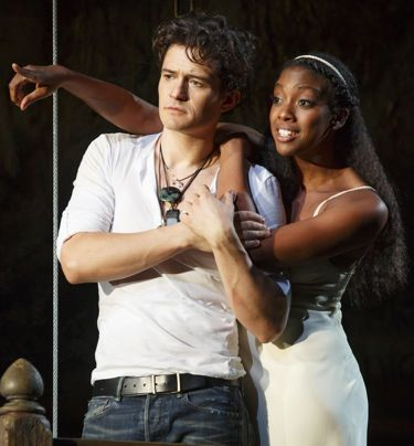 Orlando Bloom in Romeo and Juliet on Broadway!!! OMG I'M GOING IF I HAVE TO WALK THERE!!!