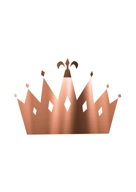 Copper Nursery decor, set of 3 copper posters, copper crown, kids room print, princess, prince, born to be extraordinary, copper typography BUY ANY 2 PRINTS AND GET THE 3RD FOR FREE! Please checkout with 2 and put in the notes on checkout which design you would like for free :)