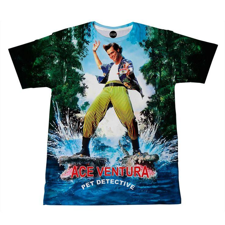 Ace Ventura Animal Detective T-Shirt
