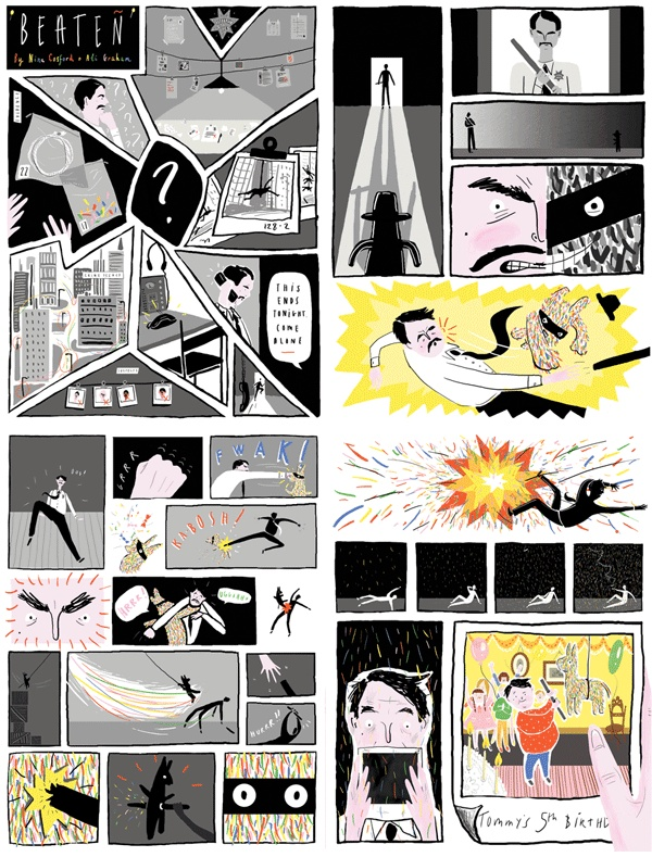 graphic novel examples