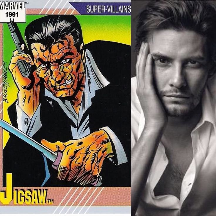 Ben Barnes is #Jigsaw in Netflix's upcoming #Punisher series. #Netflix is on a roll and I'm just hear waiting/wanting more shows.  #MCU #Marvel #Villains