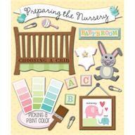 Preparing the Nursery Stickers
