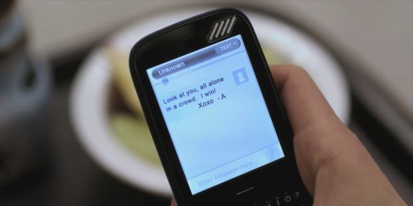 Pretty Little Liars A Messages