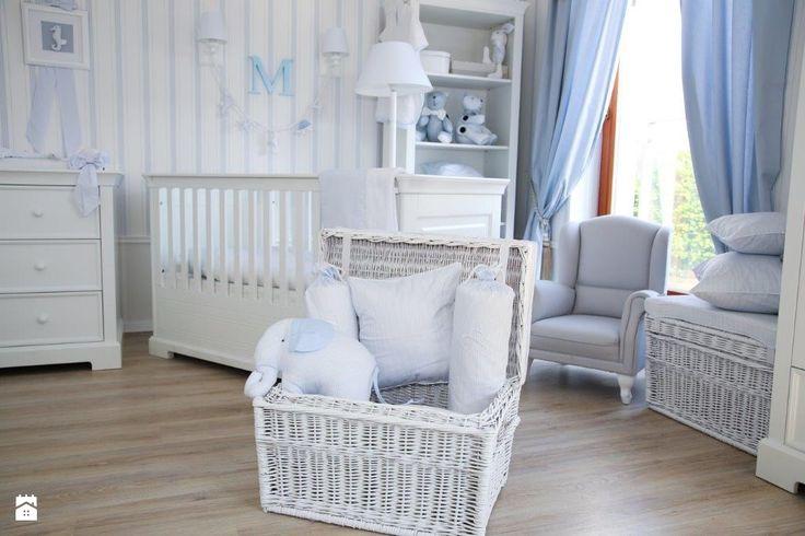 Ponadczasowy błękit - zdjęcie od Caramella - Pokój dziecka - Styl Klasyczny - Caramella