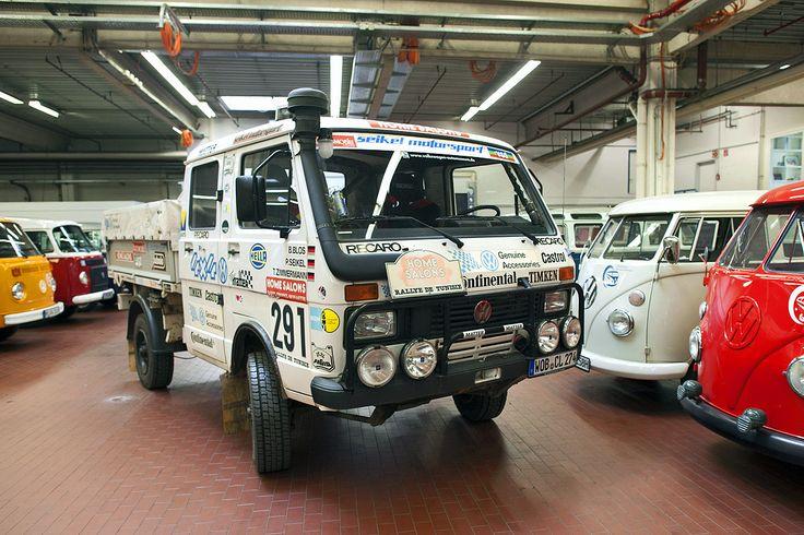 Hannover wird zum Mekka für Bulli-Fans: VW Nutzfahrzeuge errichtet ein Zentrum für klassiche Bullis. Vom T1 über den Fridolin bis zum LT werden hier zukünftig VW-Nutzis repariert, restauriert – und ausgestellt.