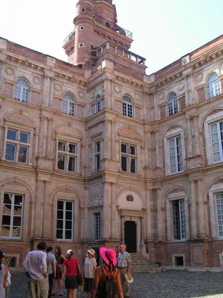 FRANCE, HAUTE-GARONNE, TOULOUSE, HOTEL D'ASSEZAT