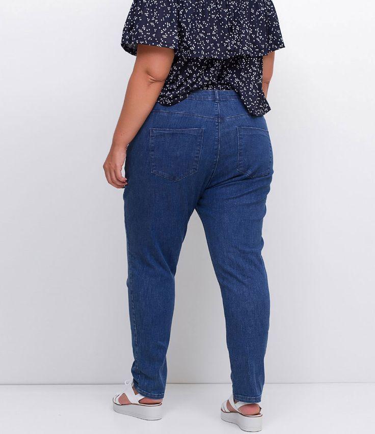 ESTAMOS COM UMA NOVA TABELA DE MEDIDAS, AGORA SOMOS CURVE & PLUS SIZE, CONFIRA ACIMA A TABELA DESTE ITEM. Calça feminina Curve & Plus Size Modelo skinny Em jeans Com rasgos no joelho Marca: Ashua Tecido: Jeans Composição: 98% algodão; 2% elastano Modelo veste tamanho: 48 Veja outras opções de produtos Ashua. Na Ashua, você encontra peças desenhadas especialmente para valorizar as suas curvas. Esta é uma marca de venda exclusiv...