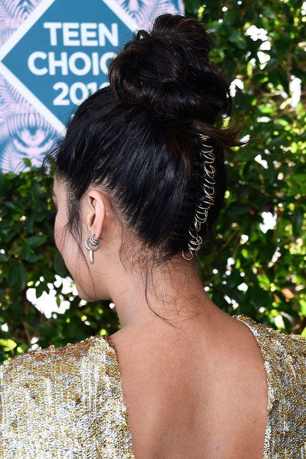 Beleza fun: melhores makes e penteados do Teen Choice Awards 2016