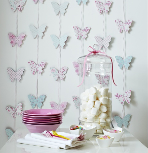 Find This Pin And More On Party Ideas: Baby Shower: Butterfly Theme By  Dianataub.