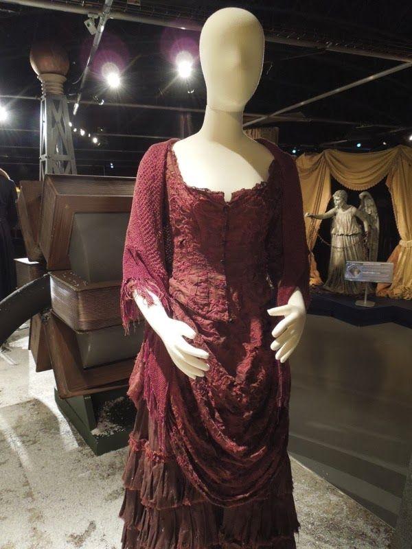 Oswin Oswald Red Dress