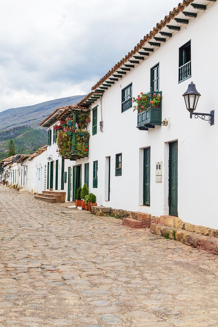 Villa de Leyva, Colombia. One of the colonial villages of Colombia that is still well-preserved. #palenquetourscolombia #travelandmakeadifference #colonialvillage #travel #ecotourism #sustainability