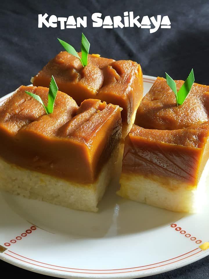 Ketan Sarikaya By Fithry Wulandari Langsungenak Com Resep Hidangan Penutup Resep Makanan