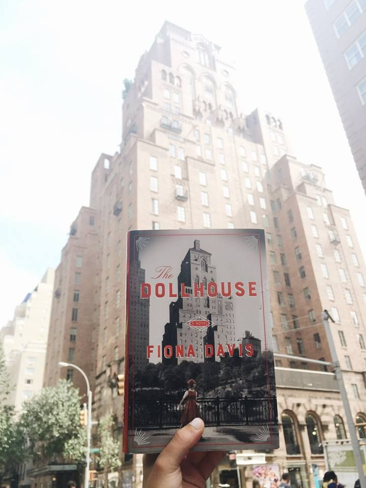 Fiona Davis's stunning debut set in New York's famed Barbizon Hotel for Women is out now - this novel weaves together narratives from the past and present to bring light to the truth behind a horrific tragedy.