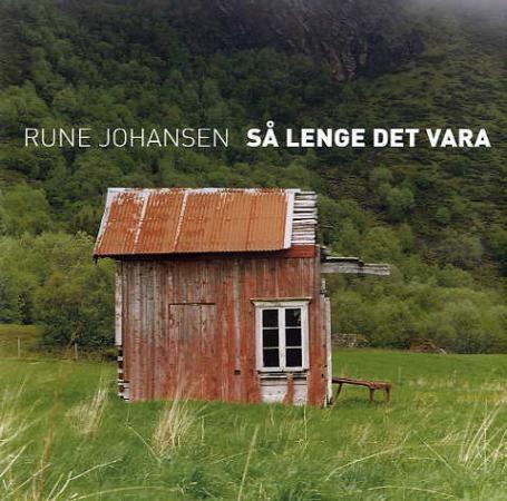 Rune Johansen. Book cover.