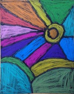 Glue and Color Sticks