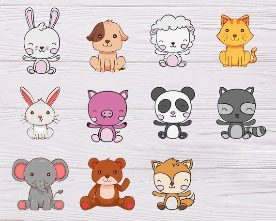 Pin On Animal Clipart