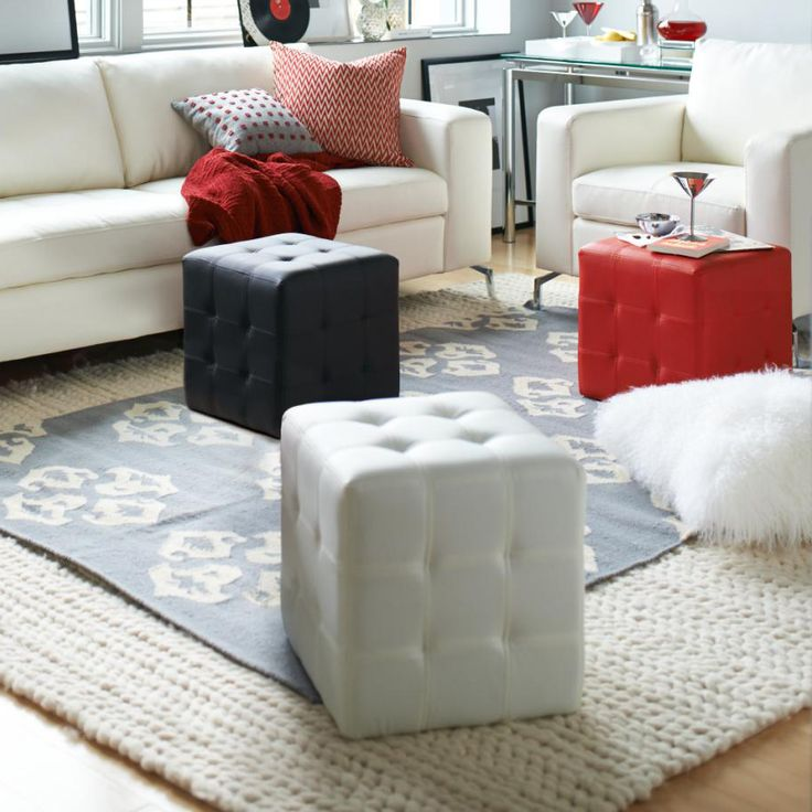 Sleek U0026 Modern, Our Dylan Cube Ottoman Collection Is Perfect And Compact  For Any Use · Foot RestDylan ... Part 92