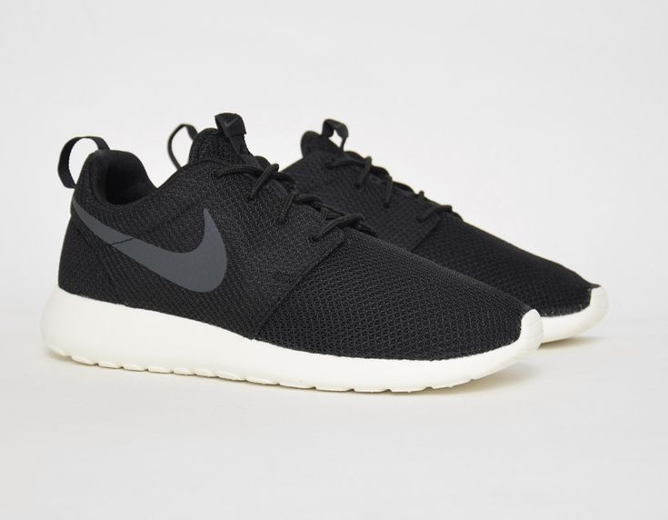 #Nike Roshe Run Black #sneakers