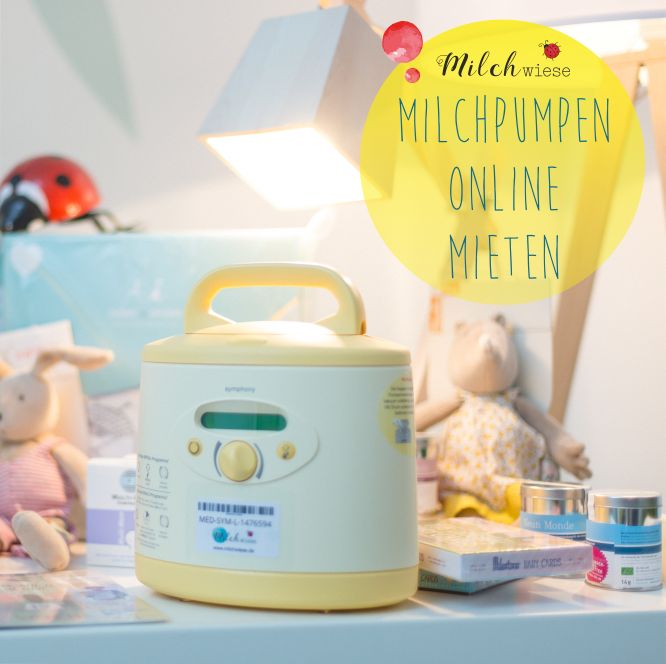 Rezept Milchpumpe