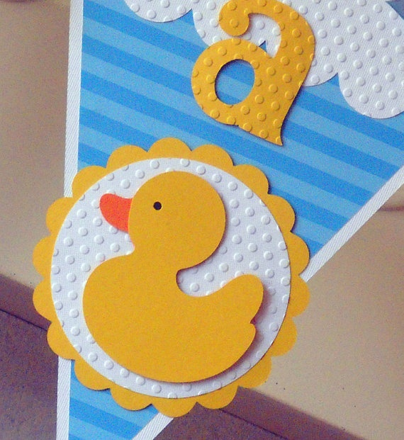 So cute! Can you make these cutouts of a ducky? :)