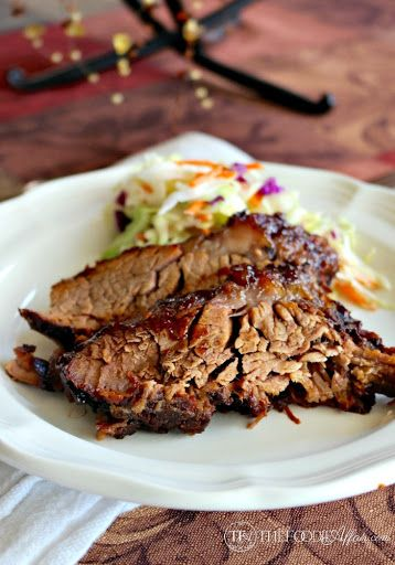 Delicious Oven Cooked Barbecue Brisket Recipe on Yummly