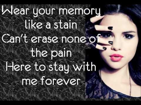 Salena Gomez Song Lyrics Quotes. QuotesGram