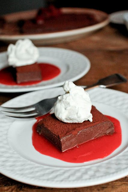 Vegan Gluten Free Chocolate Truffle Cake | from favorite recipes and ...