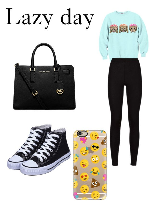 """""""Untitled #23"""" by yazzylovexoxo on Polyvore featuring Casetify and MICHAEL Michael Kors"""
