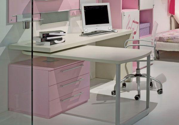 Desk Girls Bedroom - Google Search