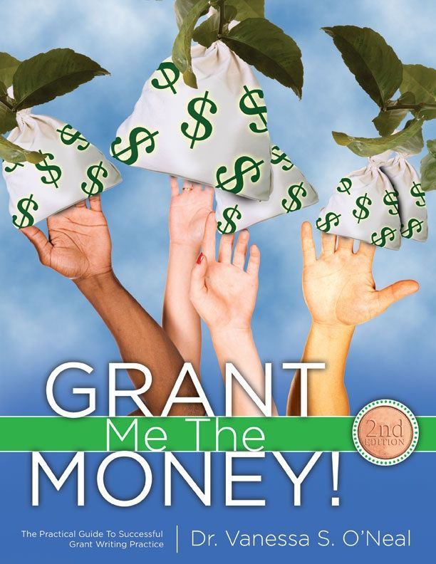 GRANT ME THE MONEY! The Practical Guide to Successful Grant Writing Practice 2nd Edition is an instructional guide to Grant Writing that takes an A B C approach to writing grants. This book will guide you through the process of writing grant proposals for Federal, State, Corporation and Foundation grants and it will give you detailed instructions for everything that you need to increase your chances of writing a grant proposal and getting funded.