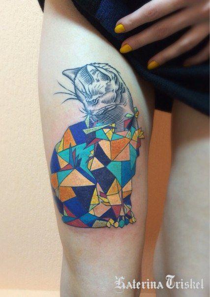 TRISKEL-TATTOO художественная татуировка