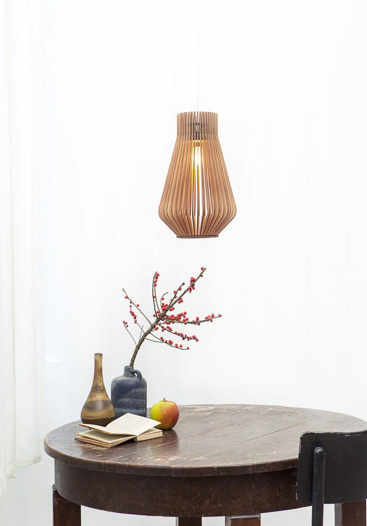17 best ideas about lampen aus holz on pinterest. Black Bedroom Furniture Sets. Home Design Ideas