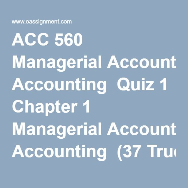 managerial accounting final exam pdf