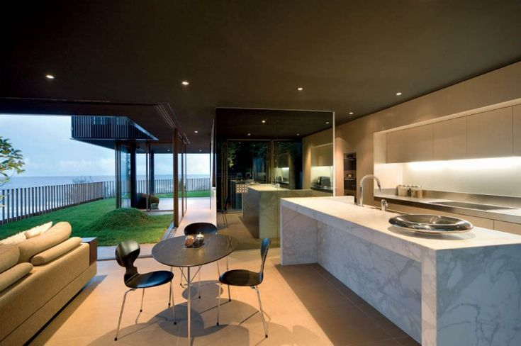 The most amazing space! The ultimate outdoors-in house!