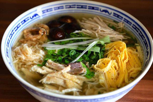 Top les meilleures soupes du Vietnam