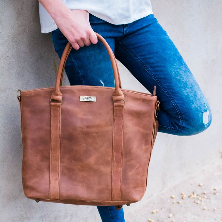The Emma is functional and stylish,she is the perfect size,she will carry your essentials in style.