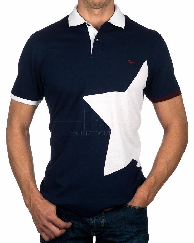 Polo HARMONT & BLAINE ® Estrella | ENVIO GRATIS